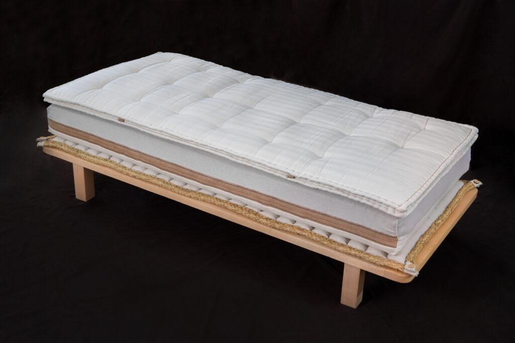 colchón artesanal